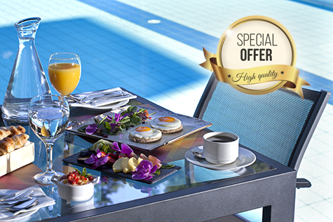 Non Refundable - Breakfast  - From 89€